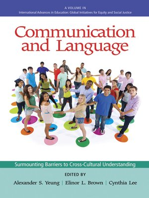 cover image of Communication and Language