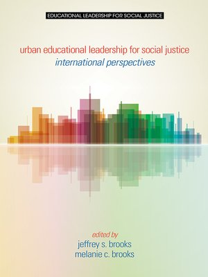 cover image of Urban Educational Leadership for Social Justice