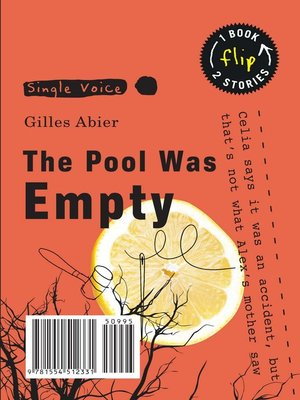 cover image of The Pool Was Empty