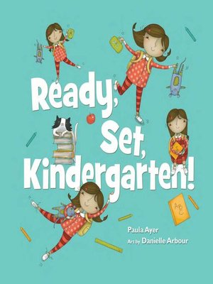cover image of Ready, Set, Kindergarten