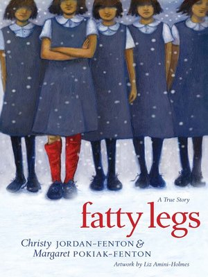 cover image of Fatty Legs