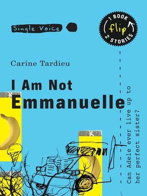 cover image of I Am Not Emmanuelle