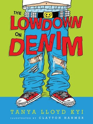 cover image of The Lowdown on Denim
