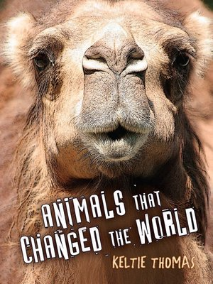 cover image of Animals That Changed the World