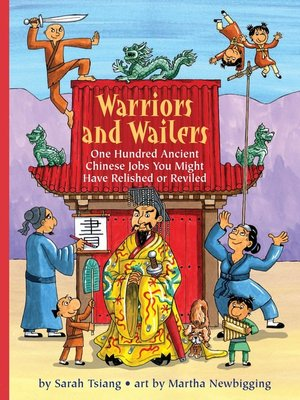cover image of Warriors and Wailers