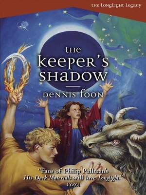 cover image of The Keeper's Shadow