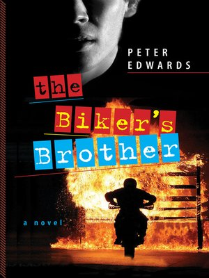cover image of The Biker's Brother