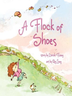cover image of A Flock of Shoes