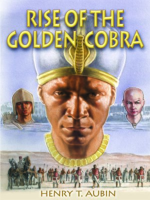 cover image of Rise of the Golden Cobra