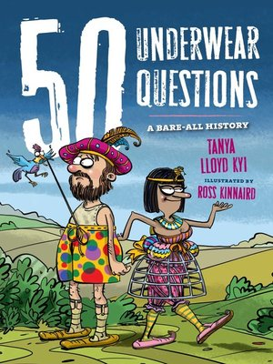 cover image of 50 Underwear Questions