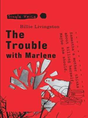 cover image of The Trouble with Marlene