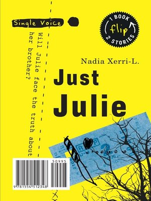 cover image of Just Julie