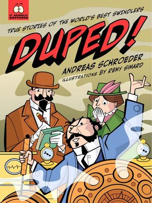 cover image of Duped!