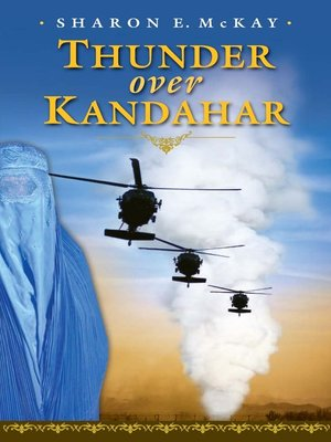 cover image of Thunder Over Kandahar