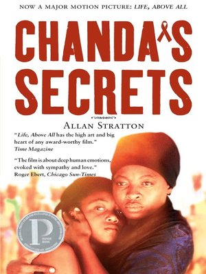 cover image of Chanda's Secrets