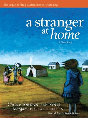 cover image of A Stranger at Home