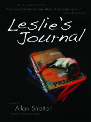 cover image of Leslie's Journal