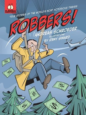 cover image of Robbers!