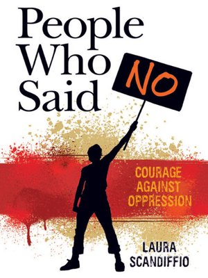 cover image of People Who Said No