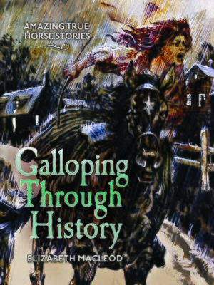 cover image of Galloping Through History