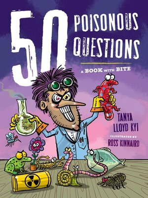 cover image of 50 Poisonous Questions