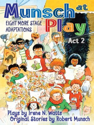 cover image of Munsch at Play Act 2