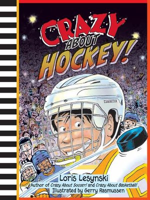 cover image of Crazy About Hockey