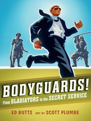 cover image of Bodyguards!