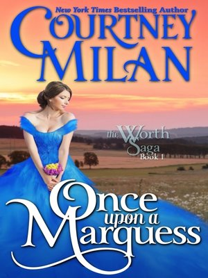 cover image of Once Upon a Marquess