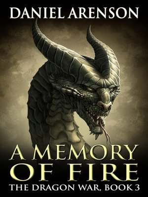 cover image of A Memory of Fire