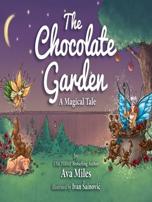 cover image of The Chocolate Garden
