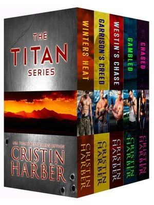 cover image of The Titan Series
