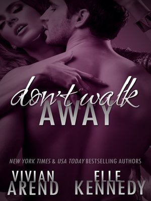 cover image of Don't Walk Away