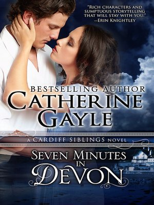 cover image of Seven Minutes in Devon