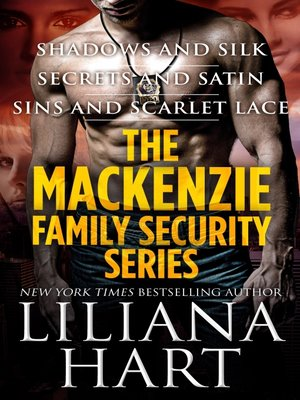 cover image of The MacKenzie Security Series