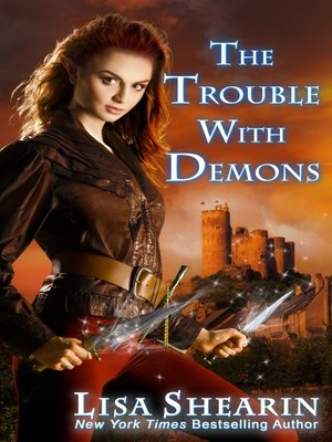 cover image of The Trouble with Demons