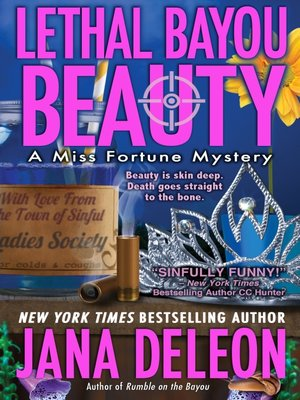cover image of Lethal Bayou Beauty
