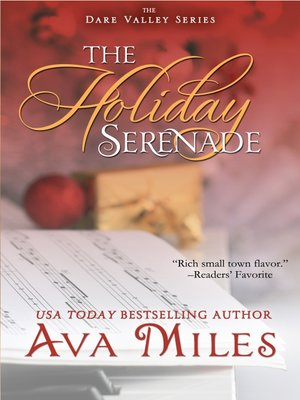 cover image of The Holiday Serenade