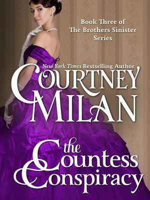 cover image of The Countess Conspiracy