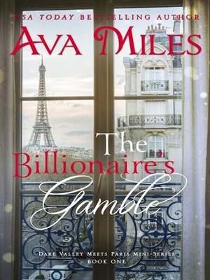 cover image of The Billionaire's Gamble