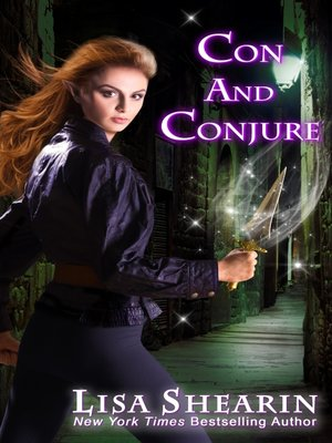 cover image of Con and Conjure