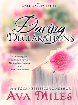 cover image of Daring Declarations