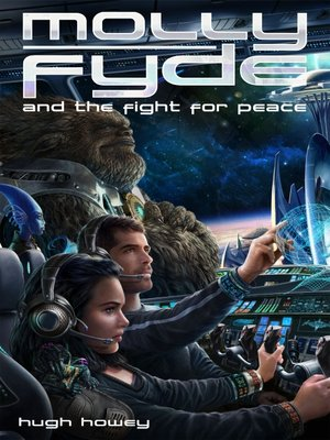 cover image of Molly Fyde and the Fight for Peace