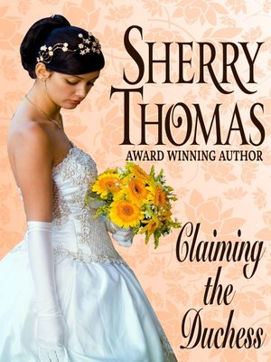 cover image of Claiming the Duchess