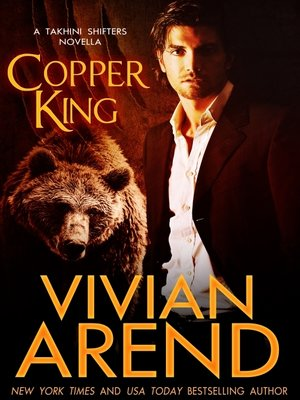 cover image of Copper King