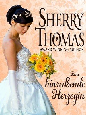 cover image of Eine hinreißende Herzogin