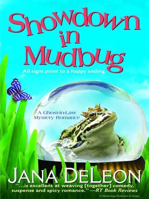 cover image of Showdown in Mudbug