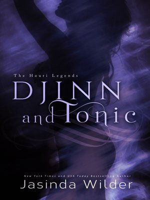 cover image of Djinn and Tonic
