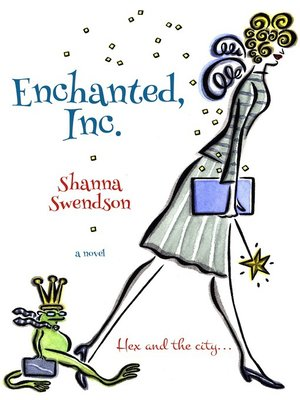 cover image of Enchanted, Inc.