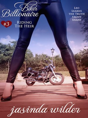 cover image of Riding the Heir